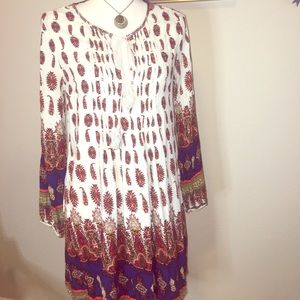PPLA Boho Chic Dress